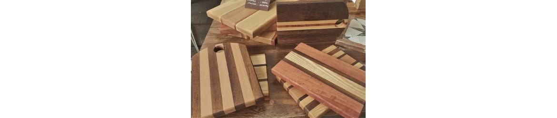 Tablas de cocina de madera